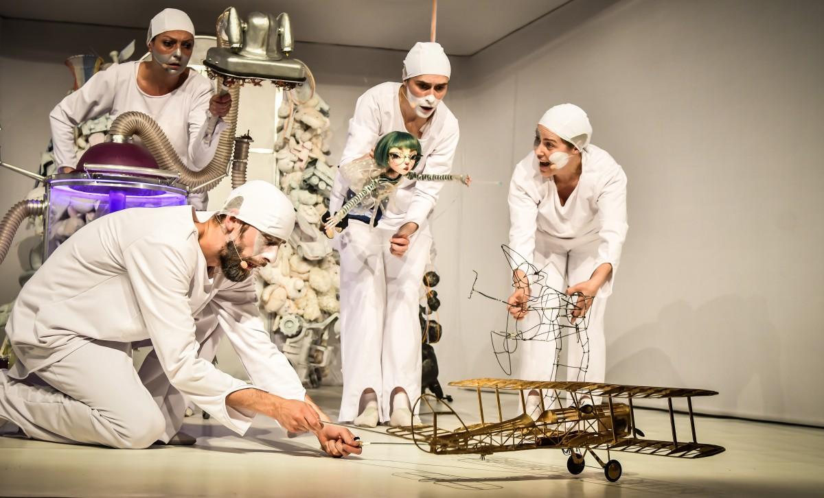 Peste 50 de spectacole și workshop-uri la Teatrul Gong, în luna martie