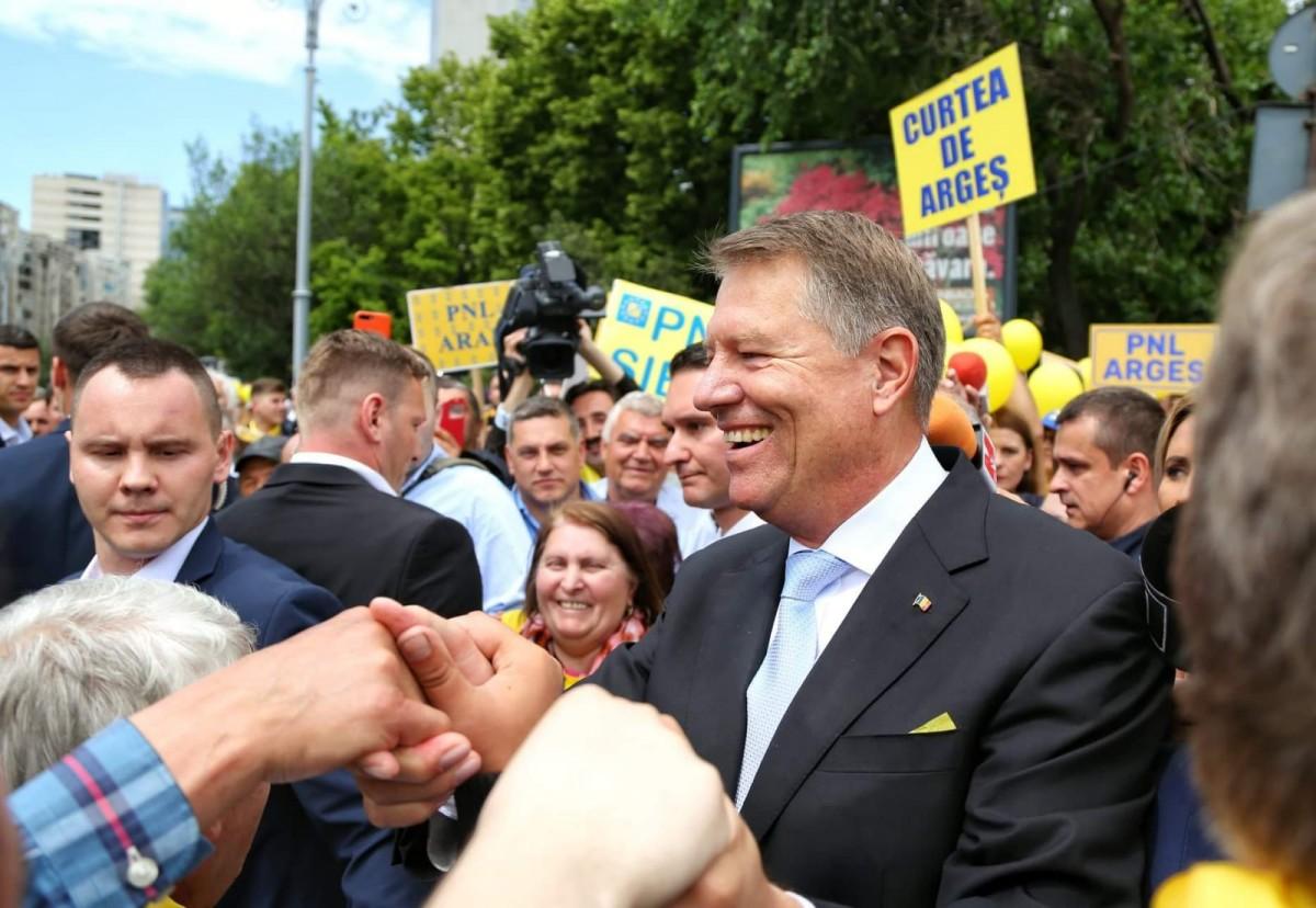 Klaus Iohannis: În Europa nu contează PSD, fiindcă au dovedit că nu sunt în stare de nimic!