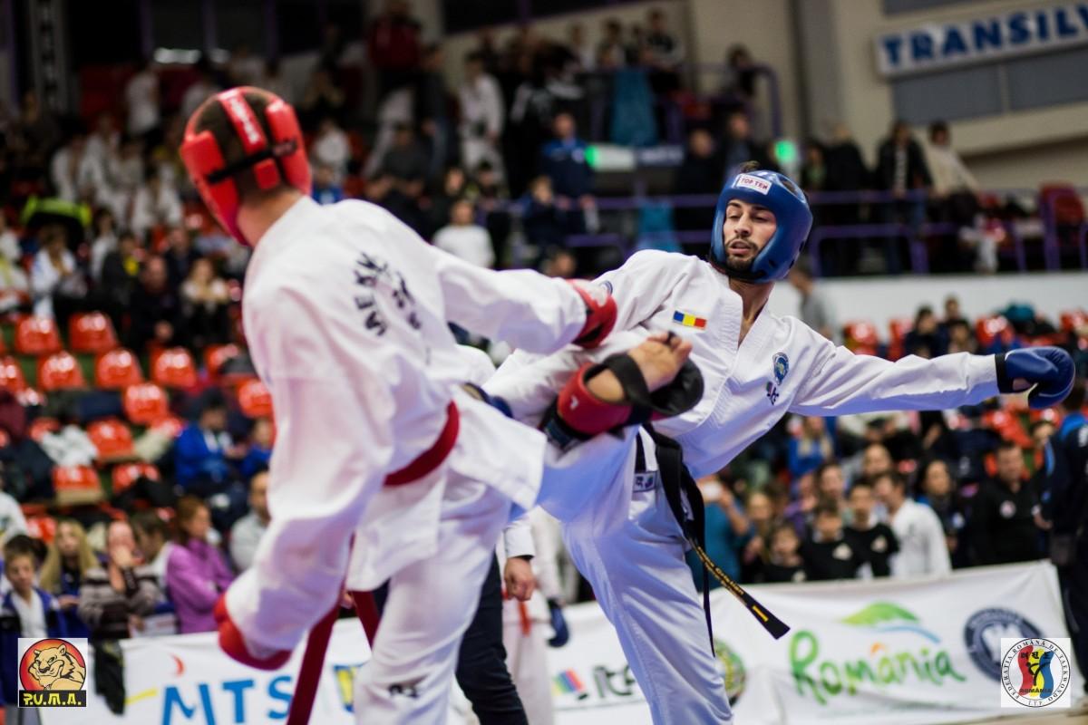Cupa Europei aduce cei mai buni luptători de Taekwon-do la Sala Transilvania din Sibiu