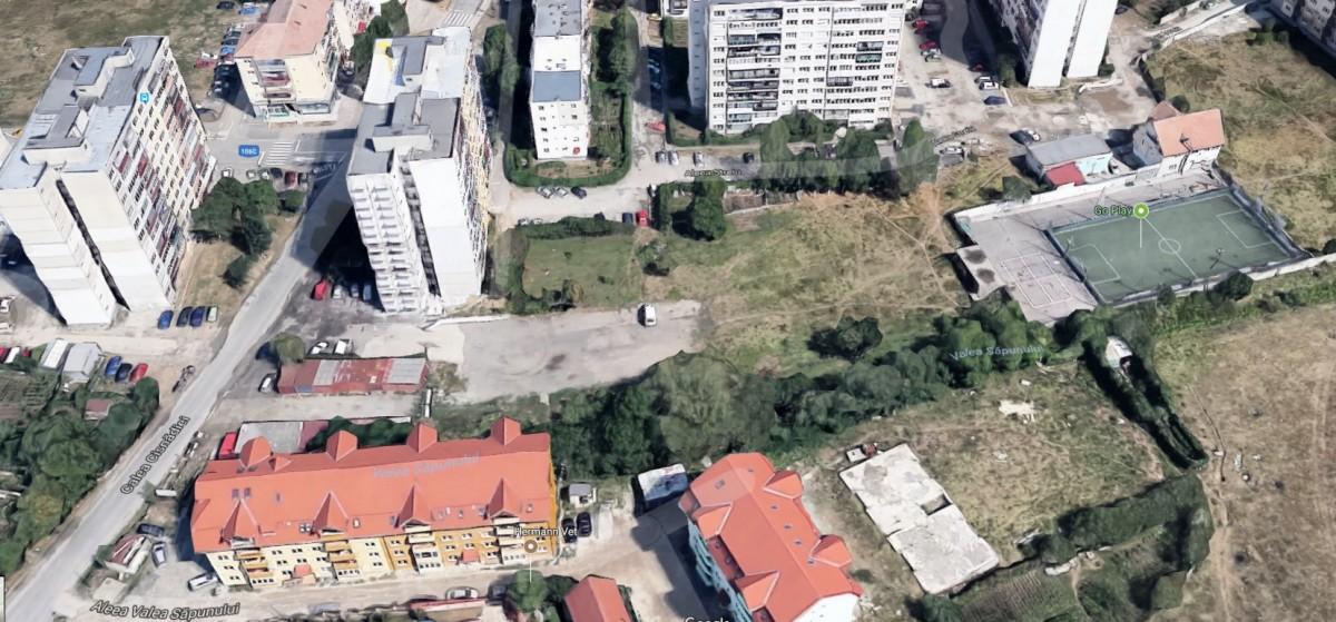"""Hipermarketul de pe Calea Cisnădiei a trecut de prima consultare publică: """"se propune amenajarea unui sens giratoriu"""""""