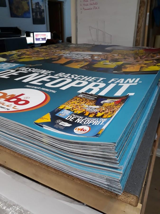 Un eveniment cât o viață…de revistă! CSU Fans Magazin prezintă sâmbătă cea mai mare revistă