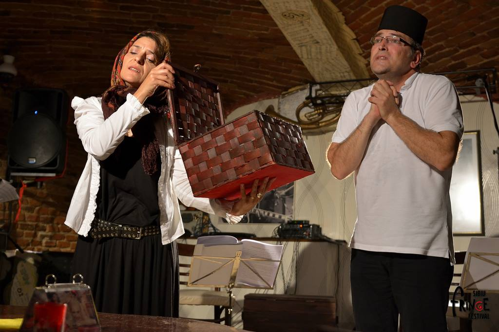 Comedie cât cuprinde la Sibiu Fringe Festival