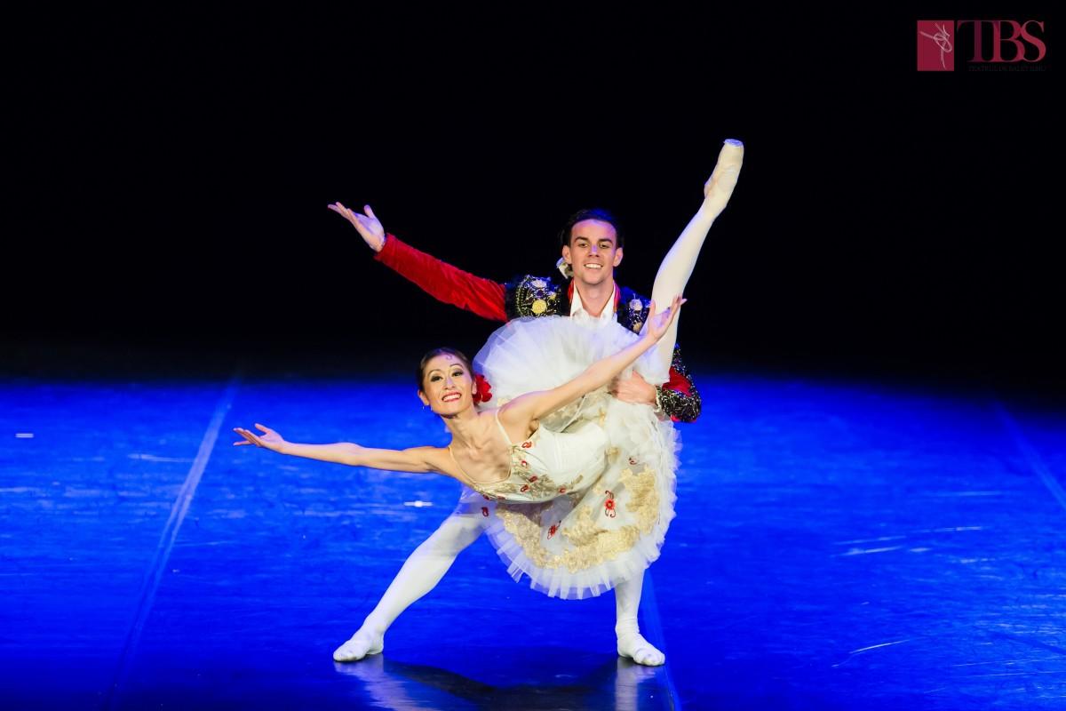Teatrul de Balet Sibiu pleacă în turneu, în a doua jumătate a lunii mai