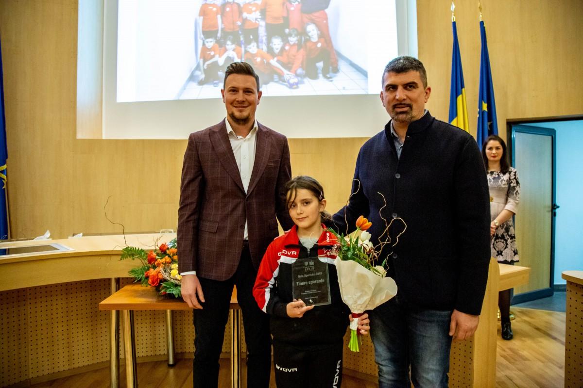 Cei mai buni sportivi și antrenori ai Sibiului, premiați la Gala Sportului 2019