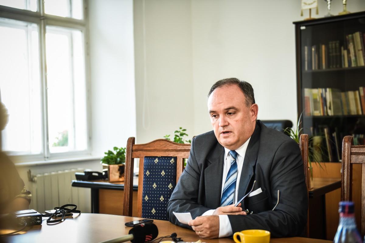 """Ovidiu Ganț, FDGR: """"Nu voi negocia nimic cu premierul. Voi vota în favoarea oricărei moțiuni de cenzură"""""""