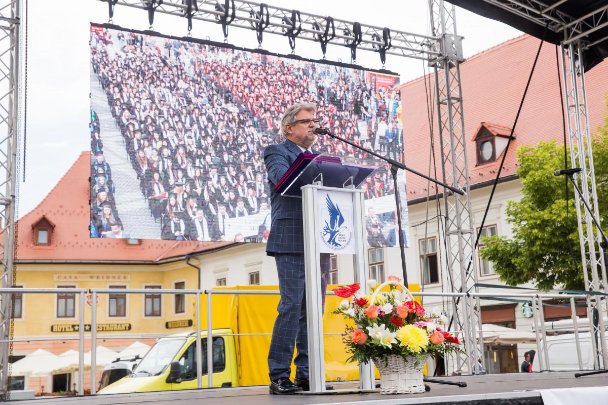 Cele mai bune universități din România. Punctele tari și slabe ale ULBS în cel mai nou clasament
