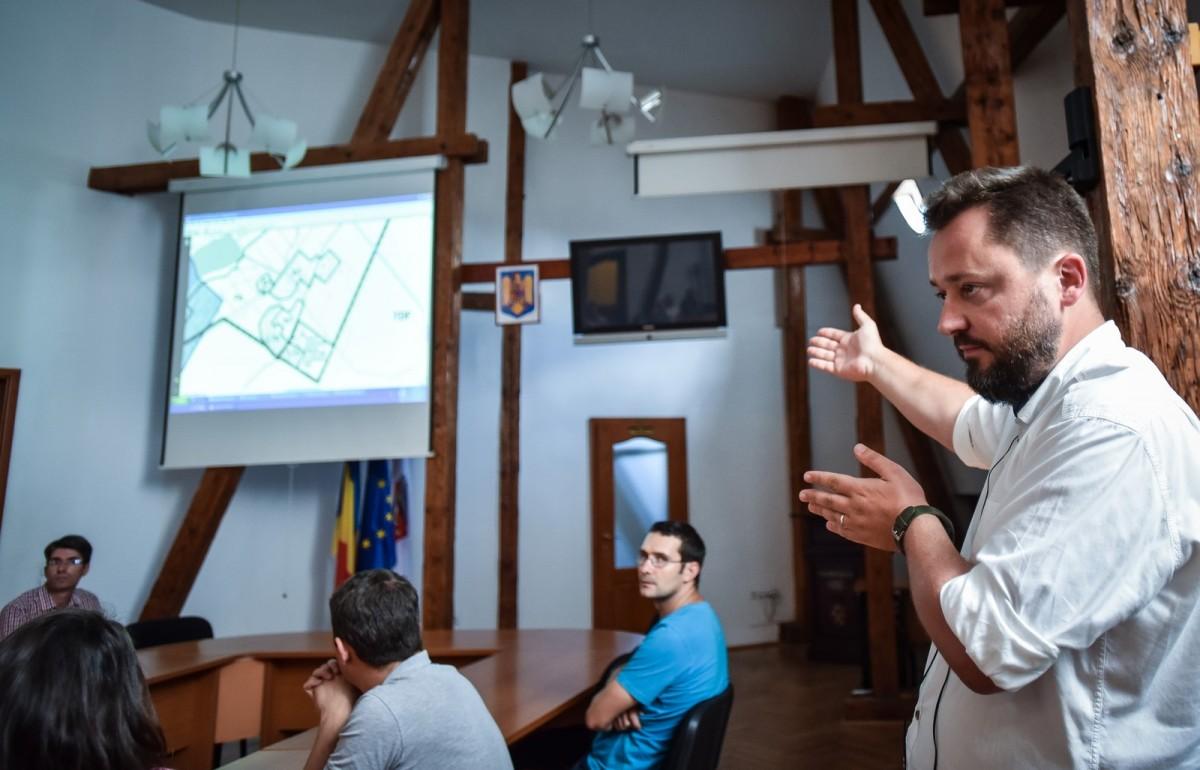 Președintele arhitecților sibieni candidează pentru șefia Ordinului Arhitecților din România