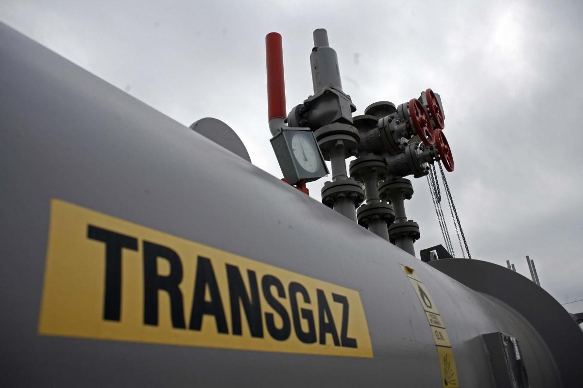 Transgaz preia rețeaua de transport a gazelor din Republica Moldova