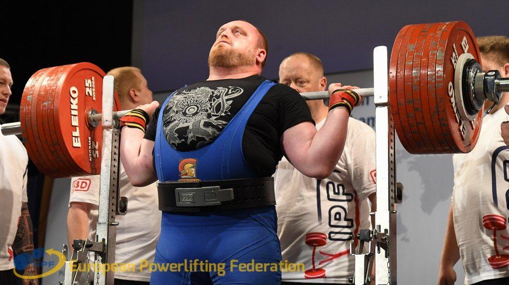 Sala Transilvania găzduiește Campionatul European de Powerlifting