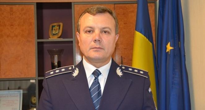 Noul șef al IPJ a făcut facultatea la Sibiu. După 16 ani de la terminarea liceului