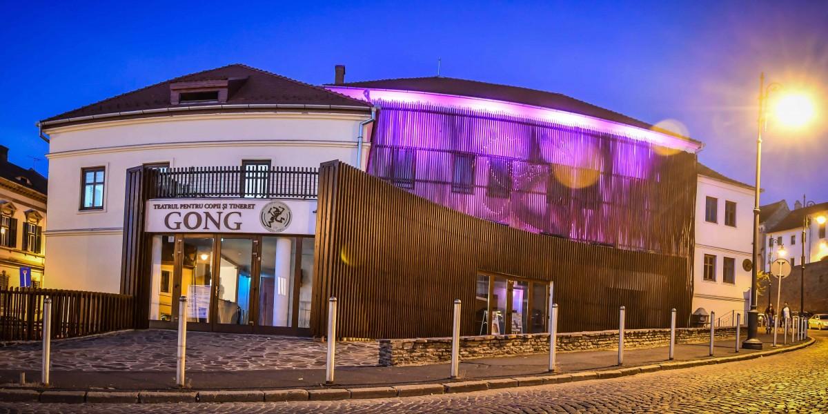 Comision zero pentru biletele cumpărate online, la Teatrul Gong