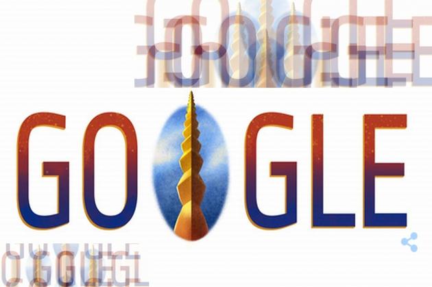 Google sărbătoreşte Ziua Naţională a României printr-un logo în care apare