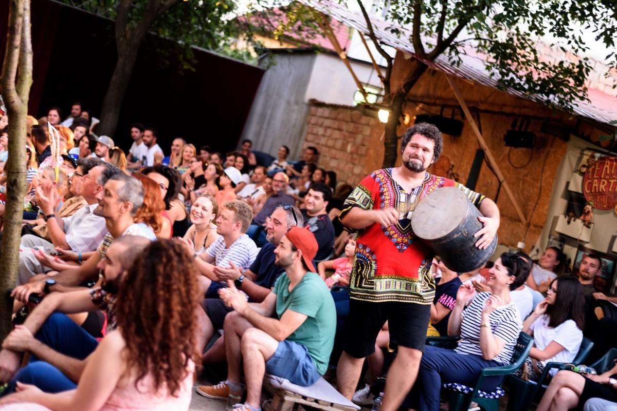 Teatru, muzică și gastronomie în a doua parte a proiectului COOL-Tura prin cartiere