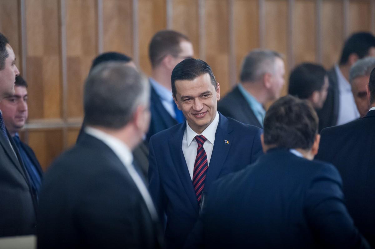 Premierul Sorin Grindeanu: nu anulăm ordonanțele