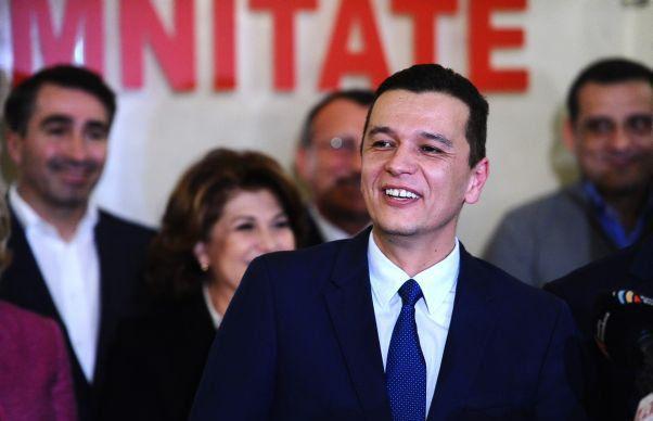 Cabinetul Grindeanu a primit votul de învestitură al Parlamentului