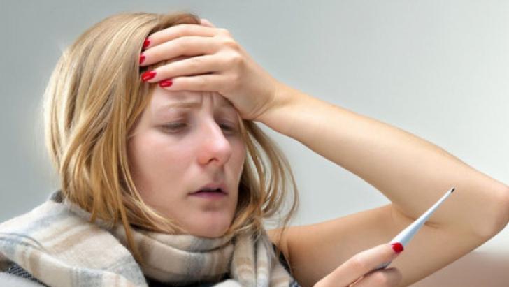 13 cazuri de gripă în județ și aproape 1.600 de bolnavi cu infecții respiratorii