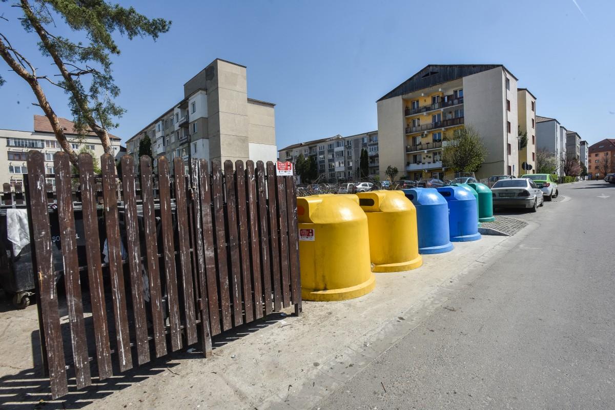 Sibiul reciclează! Cum se modifică sistemul de colectare a deșeurilor pentru cei care locuiesc la bloc și în condominii