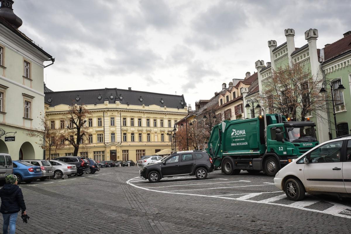 Consilierii Sibiului fac o comisie pentru monitorizarea ridicării gunoaielor și a ADI Eco Sibiu