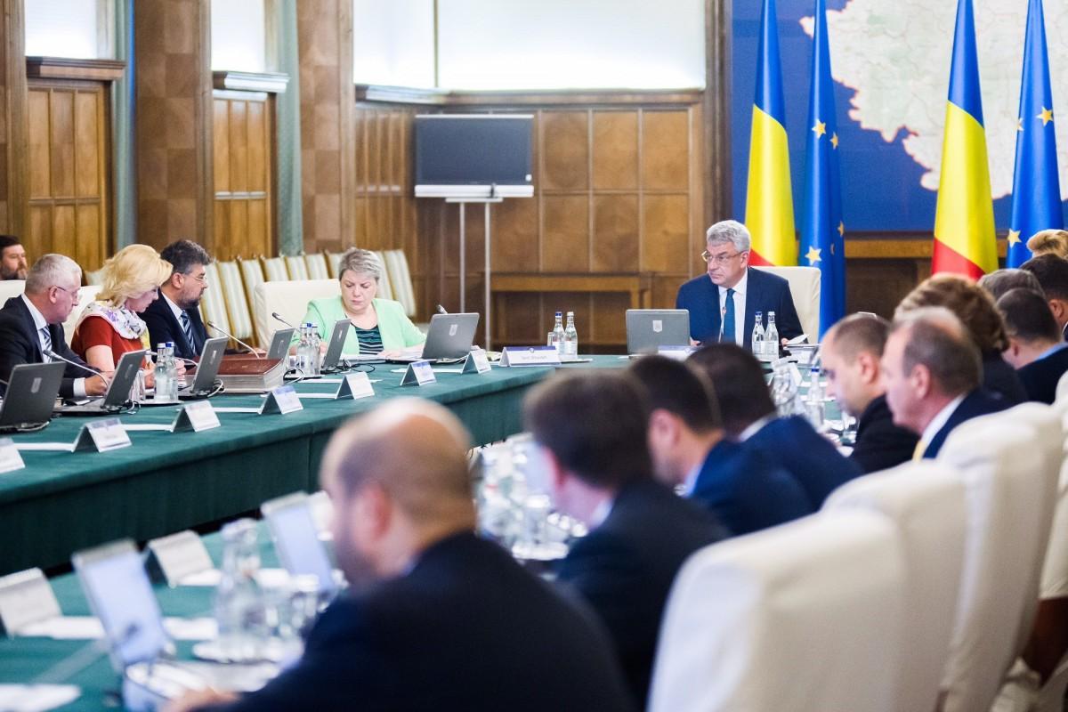 Reforma PSD: Congres și-un guvern cu 16, 17 ministere