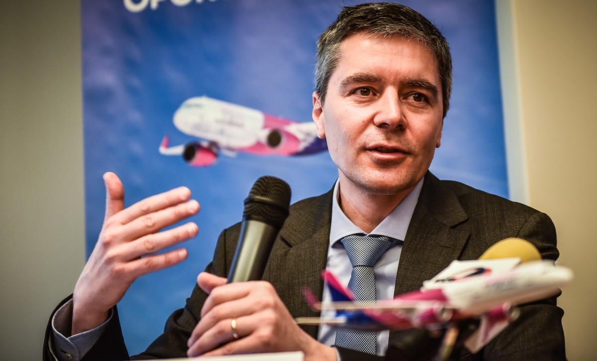 Oficial Wizz Air: ajutoarele de stat oferite la Sibiu contează, dar nu sunt primordiale