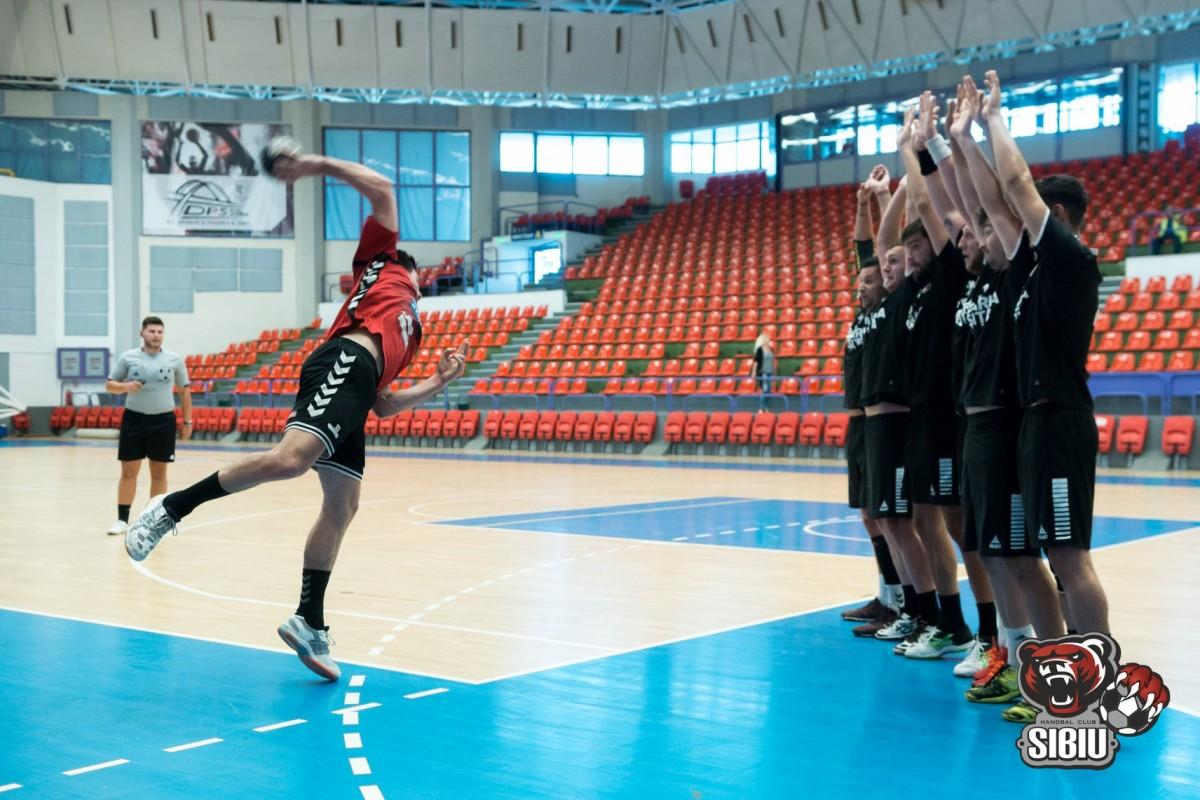 HC Sibiu încheie sezonul cu o victorie pe teren propriu