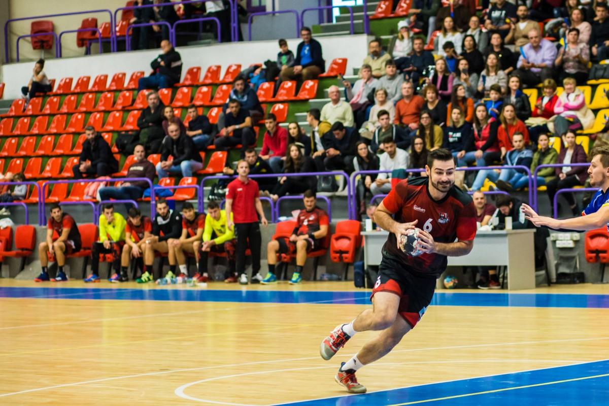 HC Sibiu debutează în partea a doua a campionatului cu un nou jucător