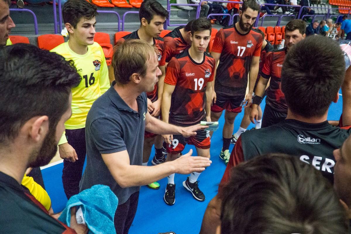 Handbaliștii sibieni au reluat antrenamentele. Joacă primul meci în februarie
