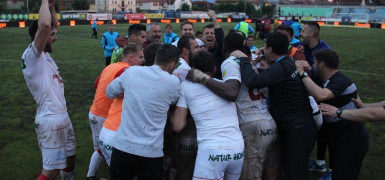FC Hermannstadt joacă returul barajului pentru rămânerea în Liga 1 la Sibiu