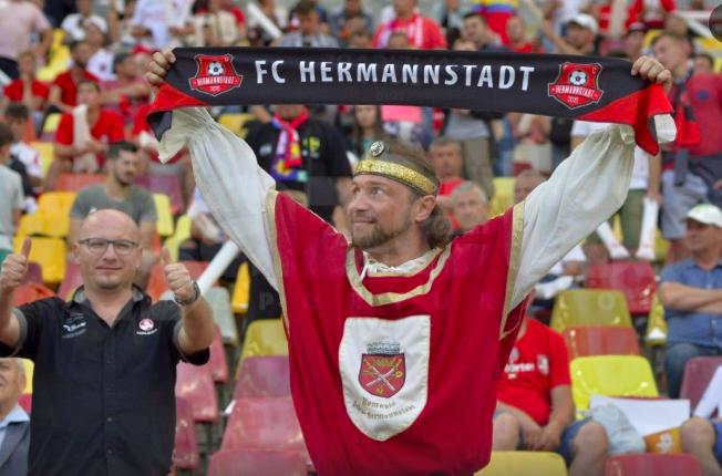 FC Hermannstadt și-a aflat adversarul în Cupa României