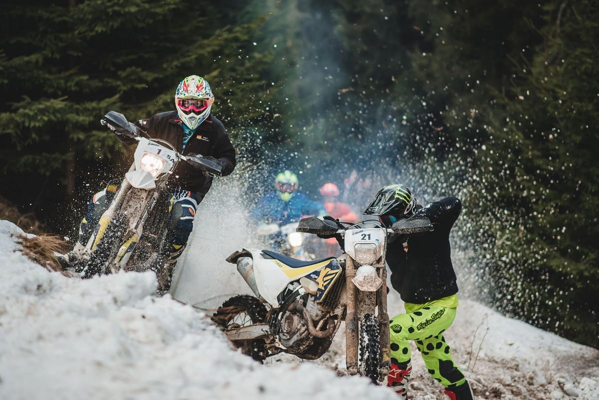 Zsolt Varga a câștigat prima ediție White Enduro de la Păltiniș