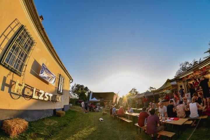 """Proiectele maratonului. (17) Holzstock Festival: """"Schimbăm mentalitatea sibienilor"""""""