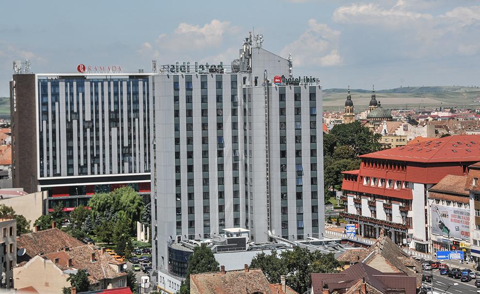 Turismul sibian are nevoie de hoteluri noi ca de aer. Altfel nu mai putem crește