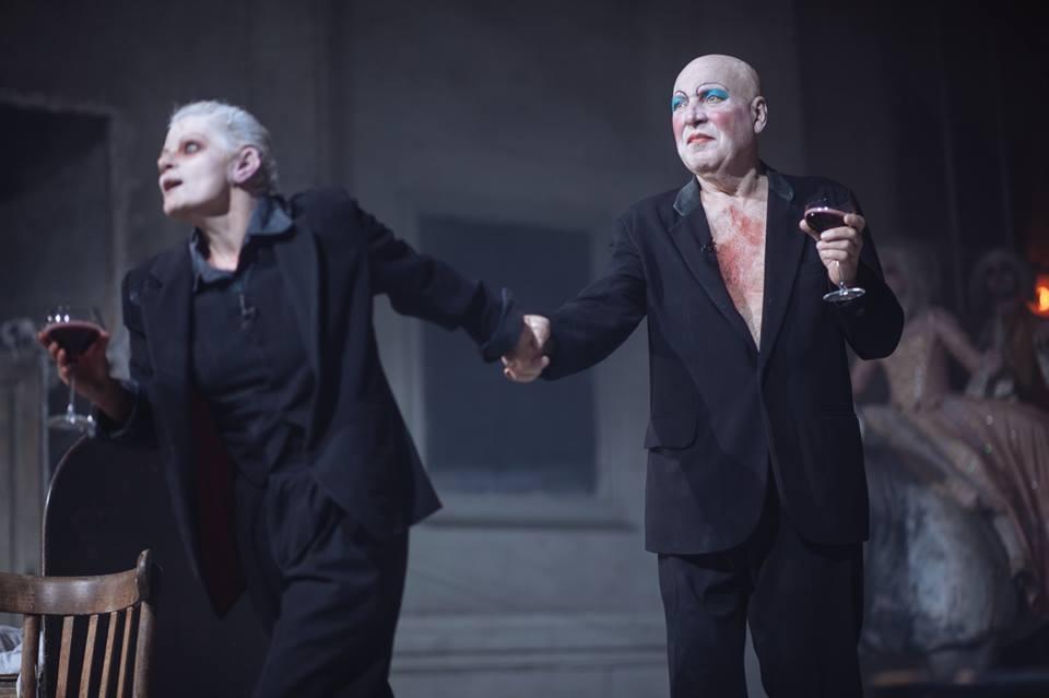 A murit Ilie Gheorghe. Două reprezentații Faust vor fi în onoarea actorului