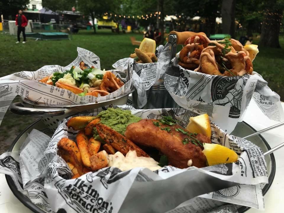 Street Food, Craft Beer și multe surprize la Focus in the Park