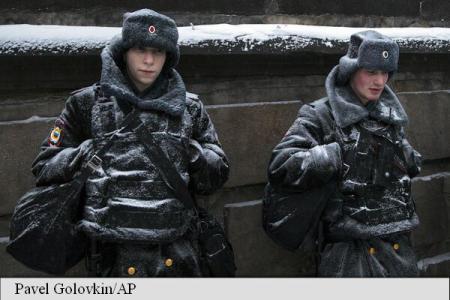 Șapte membri ai Statului Islamic, care pregăteau atacuri teroriste la Moscova și Sankt-Petersburg, au fost reținuți