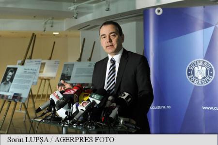"""Ministrul Culturii anunță deschiderea oficială a subscripției naționale pentru achiziționarea """"Cumințeniei Pământului"""""""