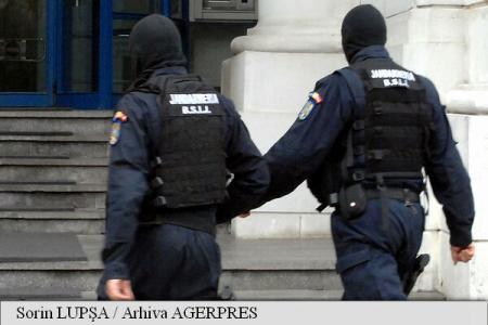 156 de percheziții în 24 de județe și București, la persoane care ar fi emis avize de însoțire a lemnului