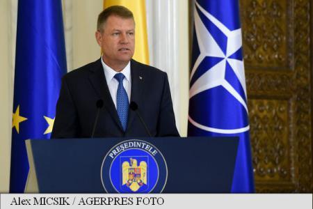 Iohannis: Învestirea noului Guvern de la Chișinău - un pas în depășirea crizei politice din Republica Moldova