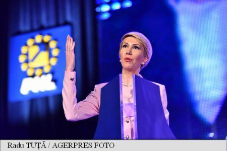 Raluca Turcan, confirmată președinte interimar al PNL