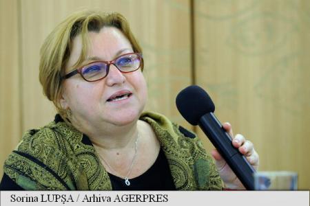 Klaus Iohannis a semnat decretul de numire a Corinei Șuteu în funcția de ministru al Culturii
