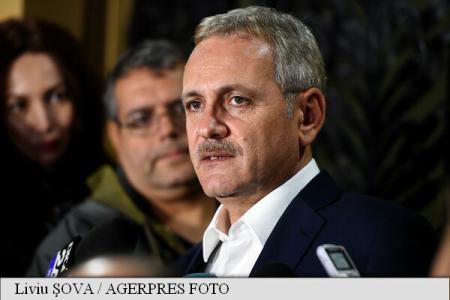Termen în dosarul 'Referendumul': Liviu Dragnea a ajuns la ÎCCJ; procesul - amânat pentru ora 12:00