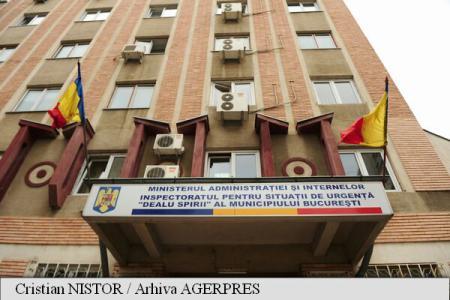 #Colectiv - Conducerea ISU București-Ilfov suspendată; șeful IGSU va desemna o nouă comandă