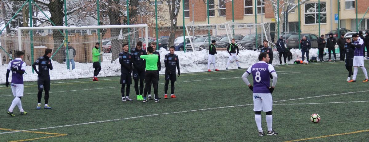 FC Hermannstadt a bătut Poli Timișoara: 3-0