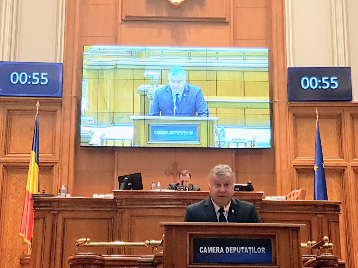Constantin Șovăială – zece întrebări și interpelări în deschiderea sesiunii parlamentare