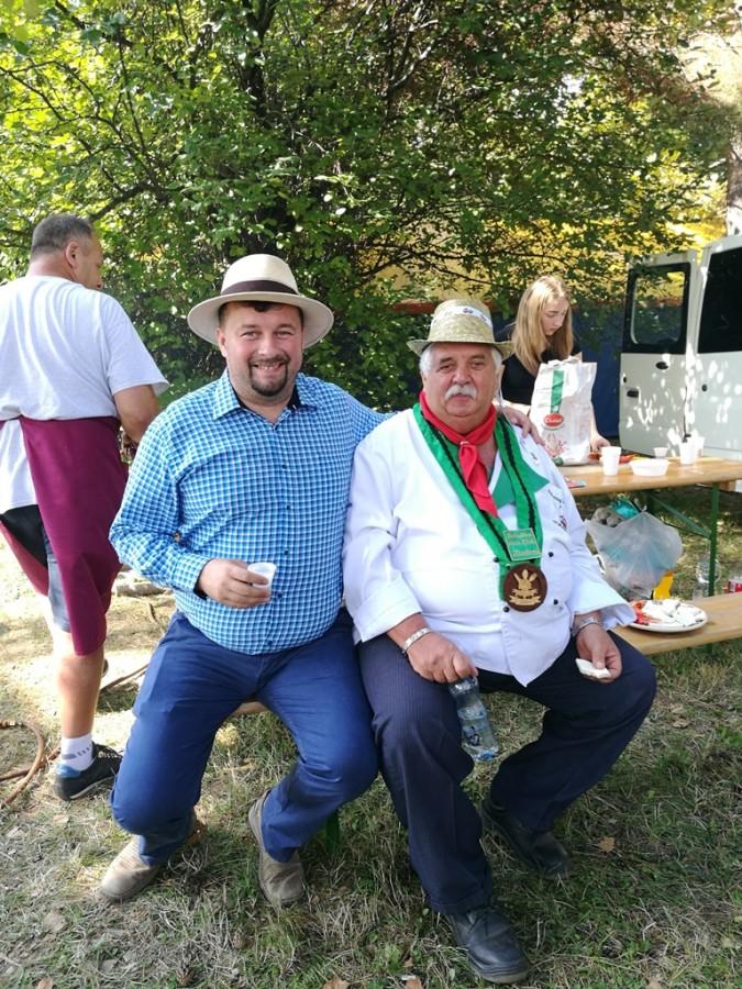 Directorul Muzeului Astra, la cel mai mare festival de gulyás, în Ungaria