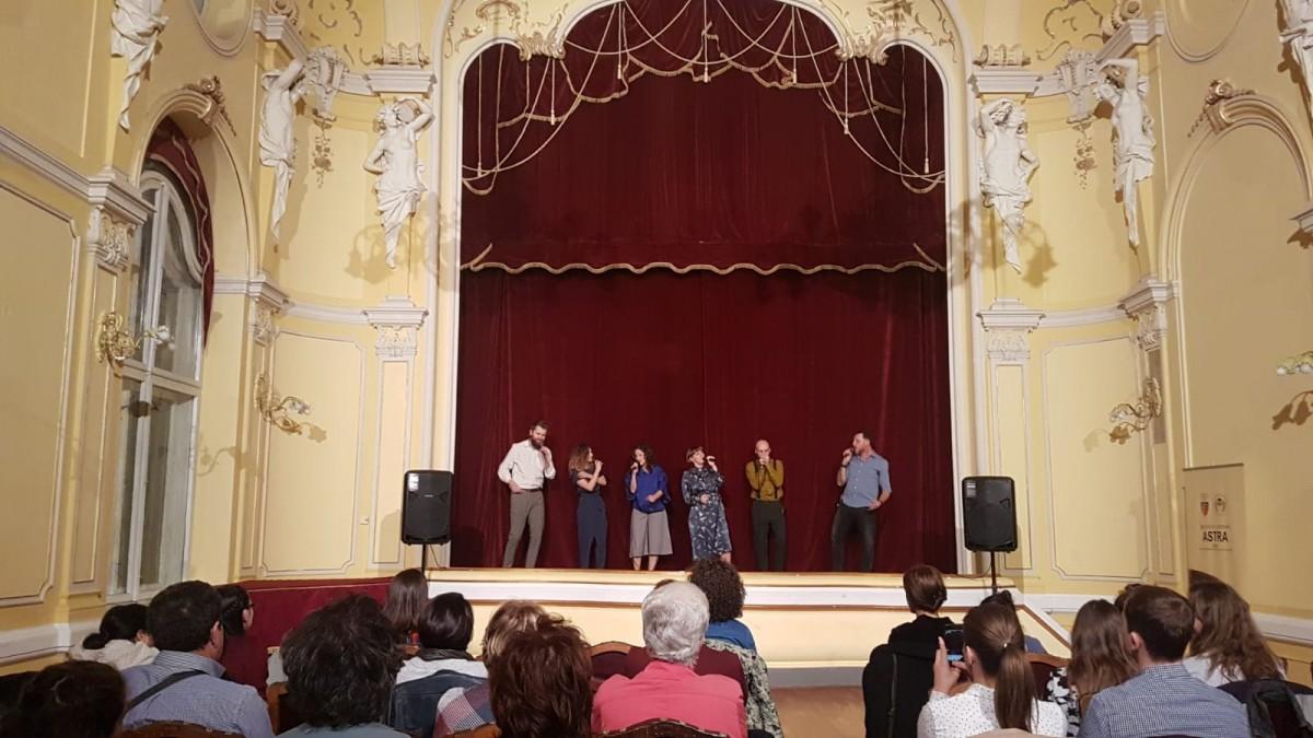 BLUE NOISE: Șase voci de excepție în concert la Biblioteca Județeană ASTRA Sibiu (CP)