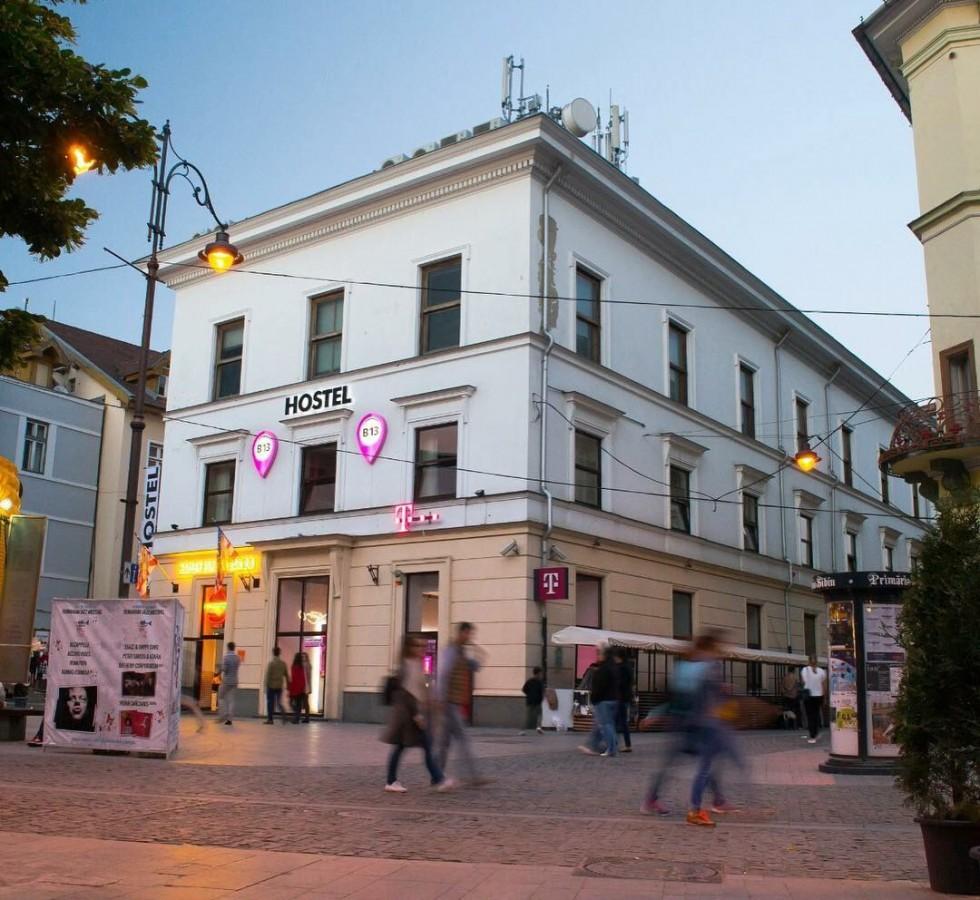 B13 Hostel – Cel mai mare hostel din România este în centrul Sibiului