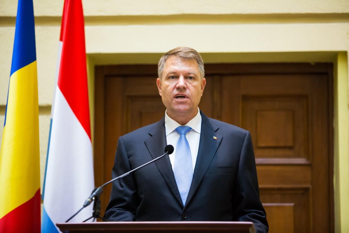 Mesajul președintelui Klaus Iohannis, de sărbători