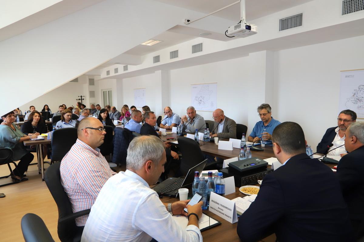 Investițiile cu fonduri UE ale operatorilor de apă, prezentate la Sibiu
