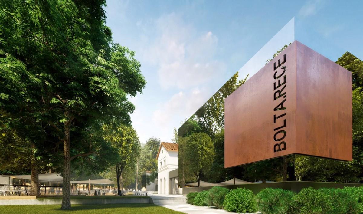 FOTO – Cum va arăta noul restaurant Bolta Rece, în parcul Sub Arini